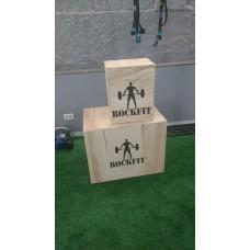 BOX JUMP INICIANTE - ROCKFIT