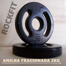 ANILHA FRACIONADA - 2KG - INJETADAS