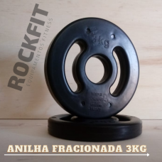 ANILHA FRACIONADA - 3KG - INJETADAS