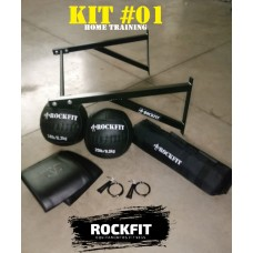 KIT #01 - HOME TRAINING - ROCKFIT