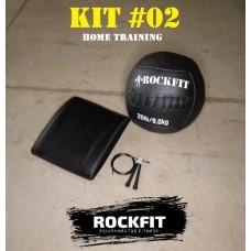 KIT #02 - HOME TRAINING - ROCKFIT