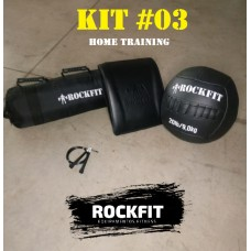 KIT #03 - HOME TRAINING - ROCKFIT