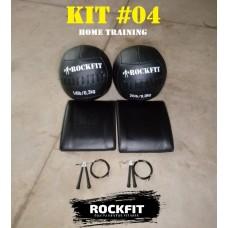 KIT #04 - HOME TRAINING - ROCKFIT