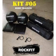KIT #05  HOME TRAINING - ROCKFIT