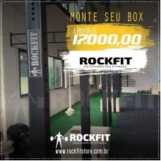 KIT BOX INICIAL - ROCKFIT