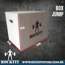 BOX JUMP OFICIAL - ROCKFIT